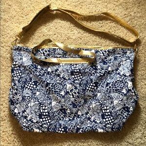 Lilly Pulitzer duffel bag
